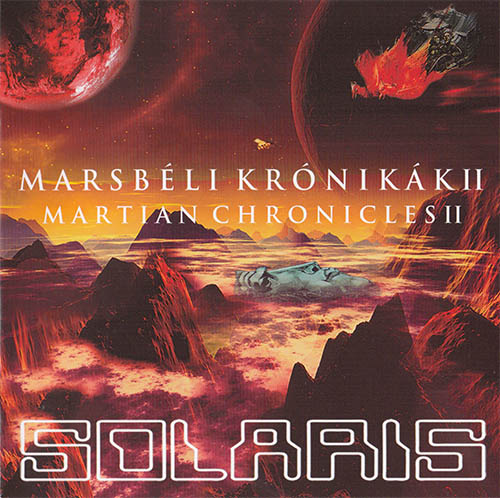 solaris - marsbeli kronikak II